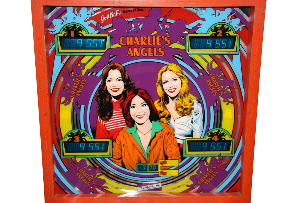 Flipper Charlies Angels - Fronton